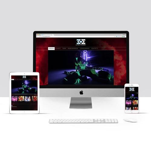 Realizzazione sito internet per Performer
