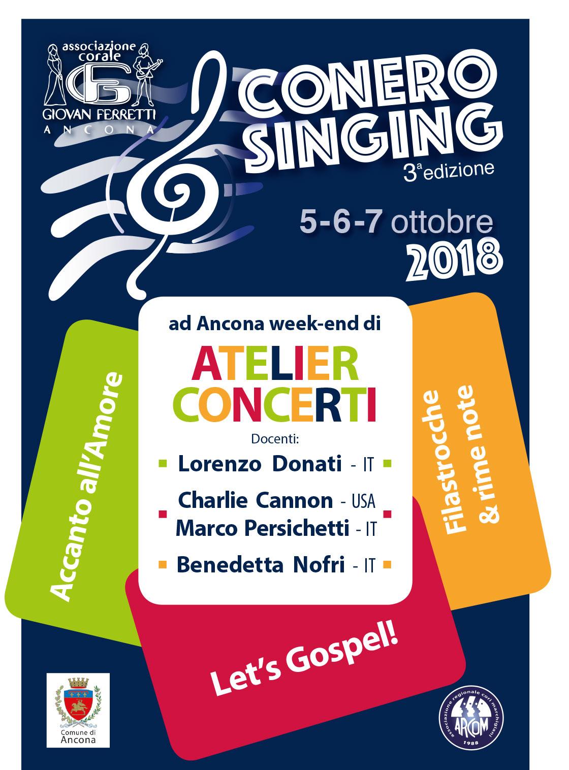 Brochure Conero Singing 2018