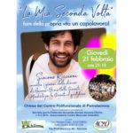 """Locandina – """"La Mia Seconda Volta"""" – Simone Riccioni"""