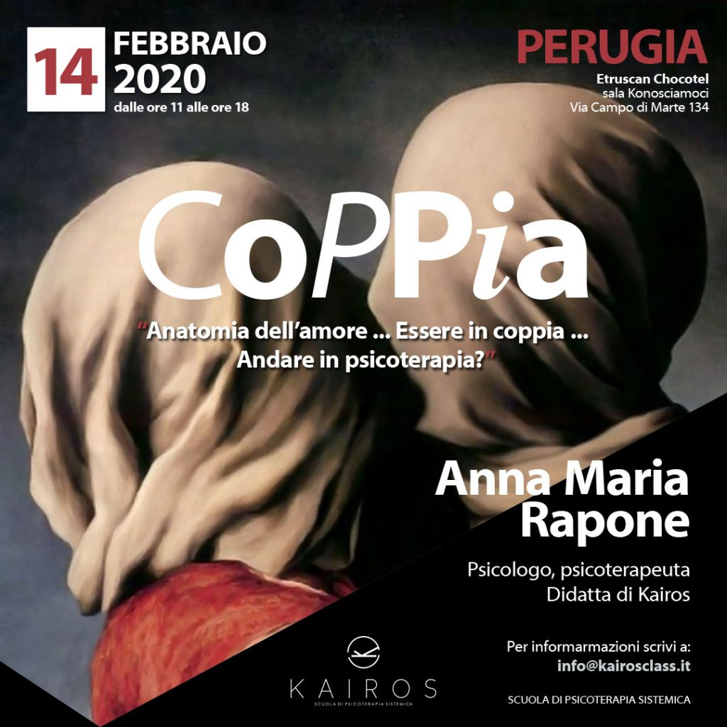 14 febbraio 2020 - COPPIA - A. M. Raponi