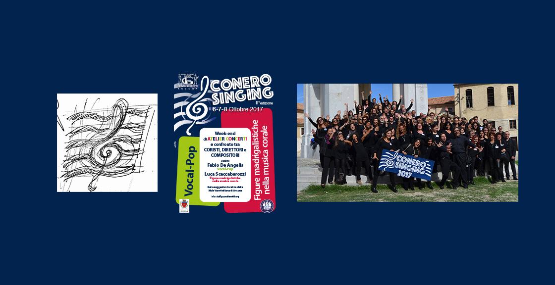 CONERO-SINGING-group-logo-by-montinidesign