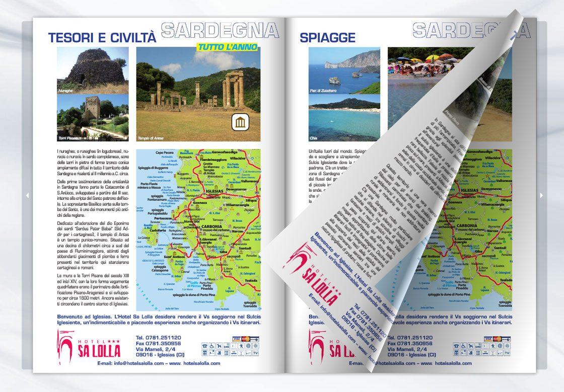 HotelSaLolla-mappa-Carbonia