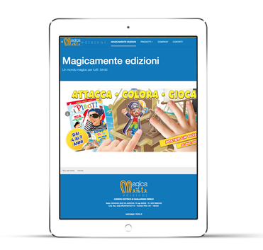 iPad-Magicamentedizioni
